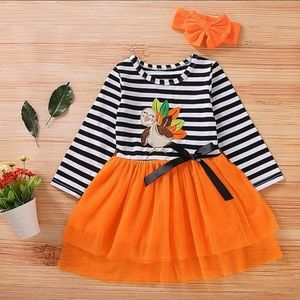 Other - GIRL FALL/ THANKS GIVING DRESS